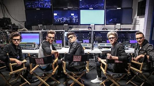 """Venda de bilhetes para o filme dos """"One Direction"""" começa hoje"""