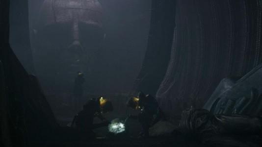 """As melhores imagens de """"Prometheus"""" o novo filme de Ridley Scott"""
