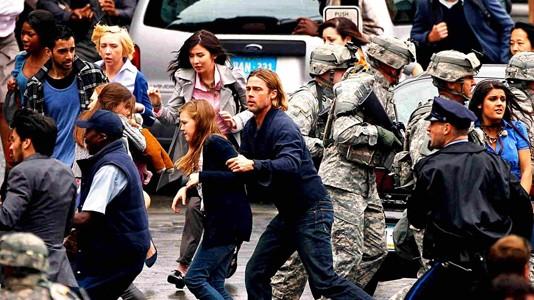 """""""World War Z"""": a epidemia zombie está a chegar!"""
