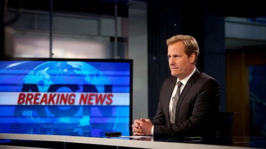 "Trailer para a nova temporada de ""The Newsroom"""