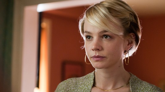 Carey Mulligan no papel de Hillary Clinton