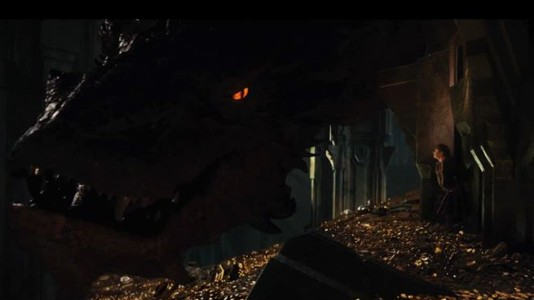 "Primeiro trailer para ""The Hobbit: The Desolation of Smaug"""