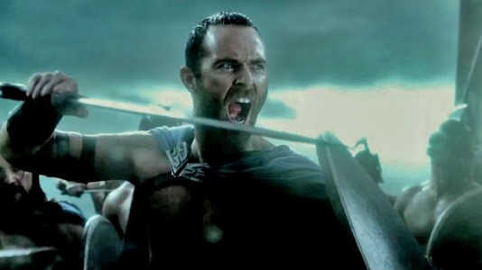 "Novo poster e primeiro trailer para ""300: Rise of an Empire"""