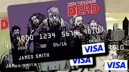 """Como gastar dinheiro ao estilo de """"The Walking Dead"""""""