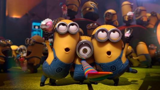 """Banda sonora de """"Despicable Me 2"""" tem versões de clássicos cantados pelos Minions"""