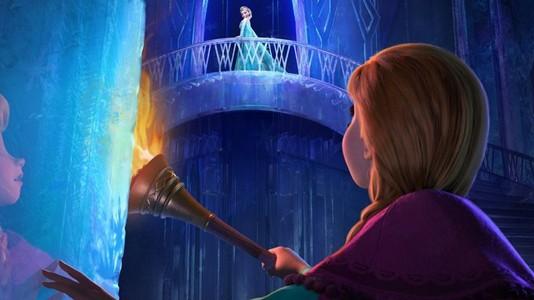 """""""Frozen"""": primeiro teaser trailer para o novo filme da Disney"""