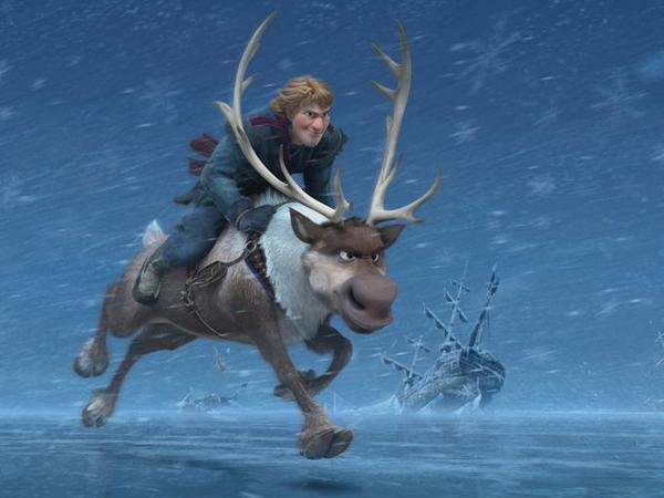 Frozen - O Reino do Gelo