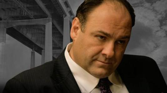 """Morreu James Gandolfini estrela de """"Os Sopranos"""""""