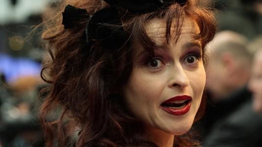 """""""Cinderella"""": Helena Bonham Carter vai ser fada madrinha"""