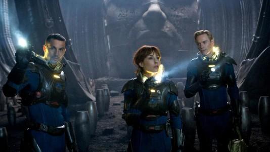 """Novo trailer para """"Prometheus"""" de Ridley Scott"""