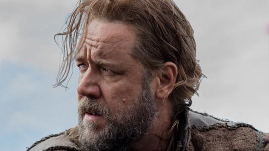 """""""Noah"""": arrependam-se pecadores! E vejam as novas imagens de Russell Crowe como Noé"""