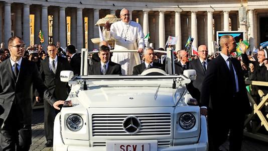 """""""O Papa do fim do mundo"""" em julho no canal História"""
