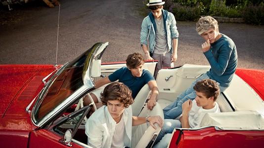 Mais sessões do filme com os One Direction respondem à procura dos fãs