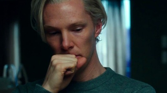 Primeiro trailer do filme com Benedict Cumberbatch no papel de Julian Assange