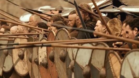 "Primeiro trailer da segunda temporada de ""Vikings"""
