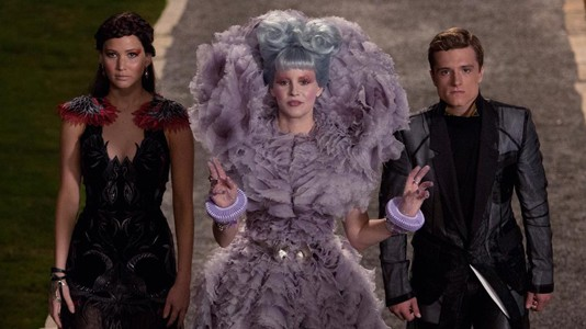 "Primeiro olhar: ""The Hunger Games: Catching Fire"" (trailers e fotos)"