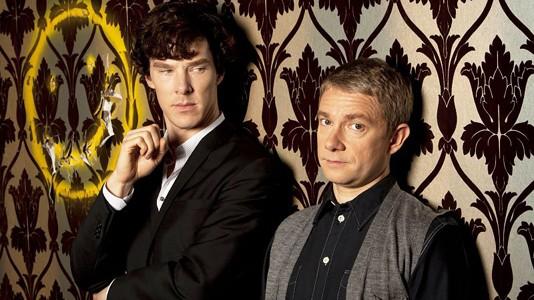 """Teaser trailer para a terceira temporada de """"Sherlock"""""""