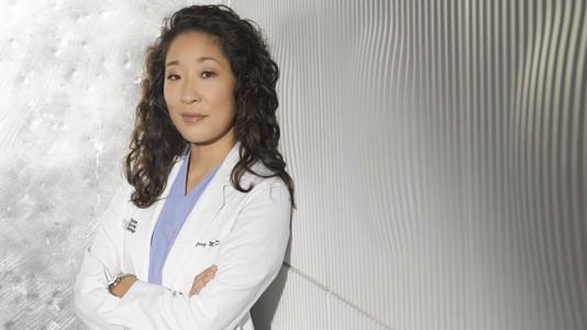 "Oh! A Sandra vai deixar ""Anatomia de Grey"""