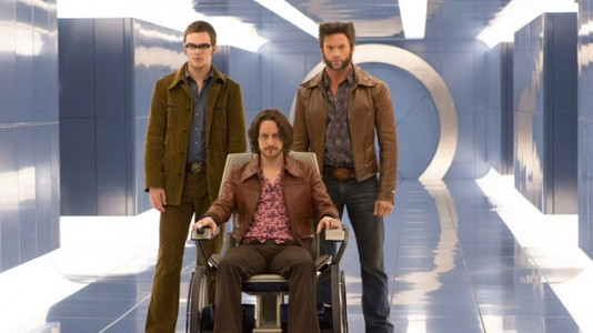 "Terminou a rodagem de ""X-Men: Days of Future Past"""