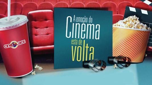 Cineplace reabre três salas