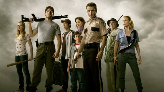 "FOX repete as primeiras temporadas de ""The Walking Dead"""