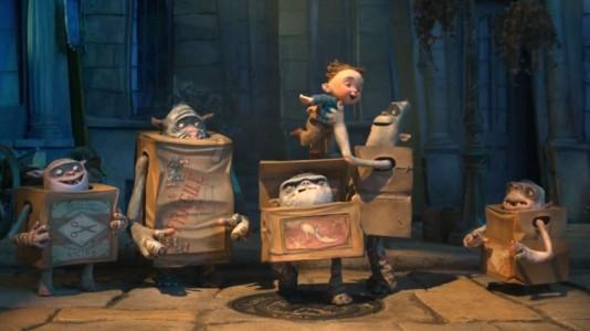 """""""Os Monstros das Caixas"""": as famílias podem ser de todos os tamanhos e formas"""