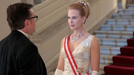 Nicole Kidman e o conto de fadas de Grace Kelly