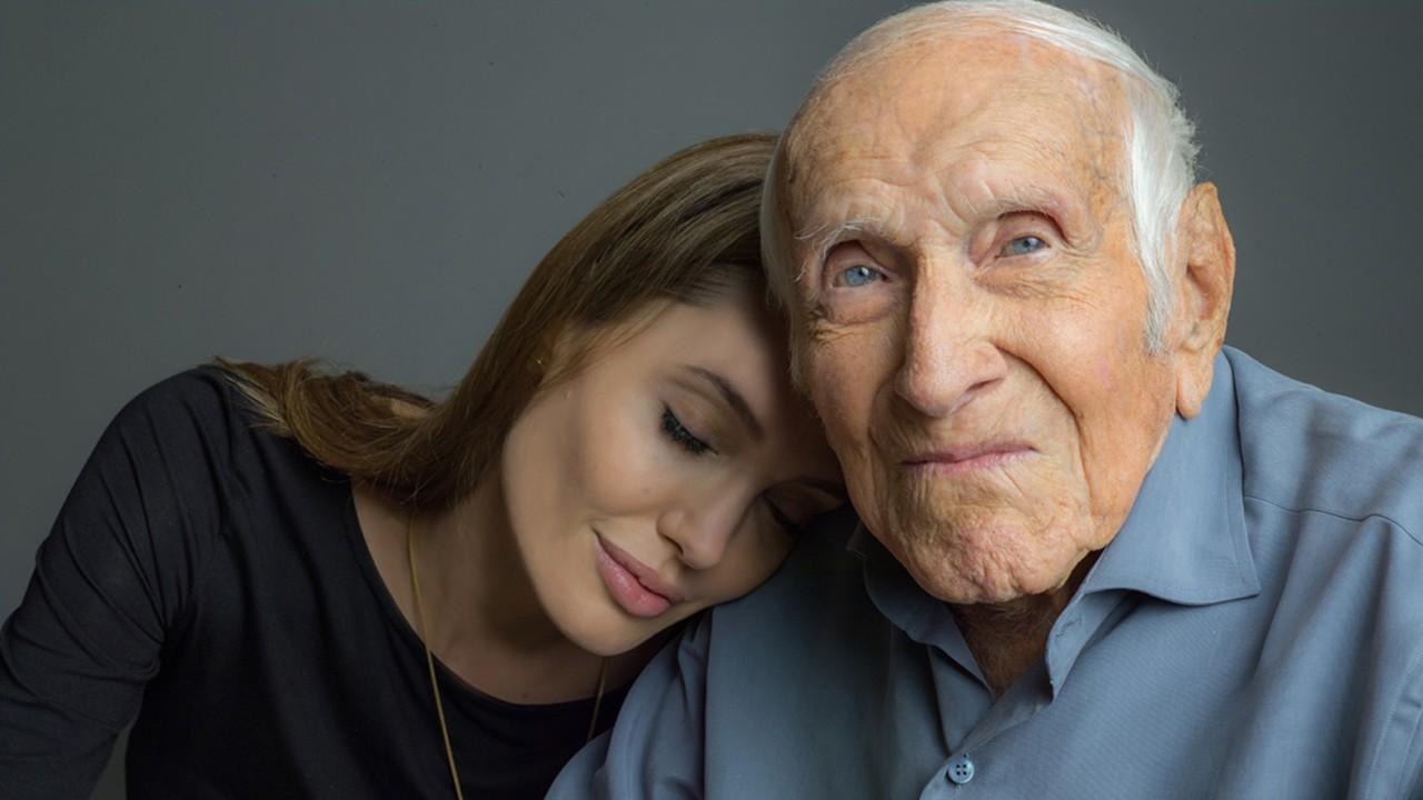 """""""Unbroken"""": a terna primeira foto oficial do novo filme de Angelina Jolie"""