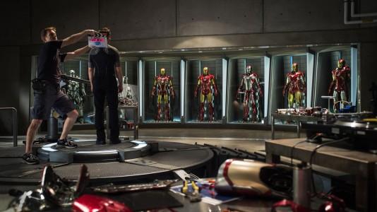 """Primeira imagem oficial de """"Homem de Ferro 3"""""""