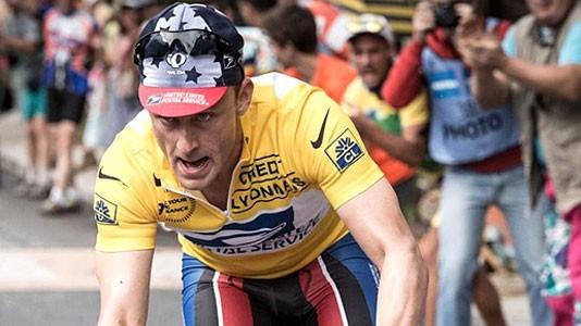 Primeira imagem de Ben Foster no papel de Lance Armstrong