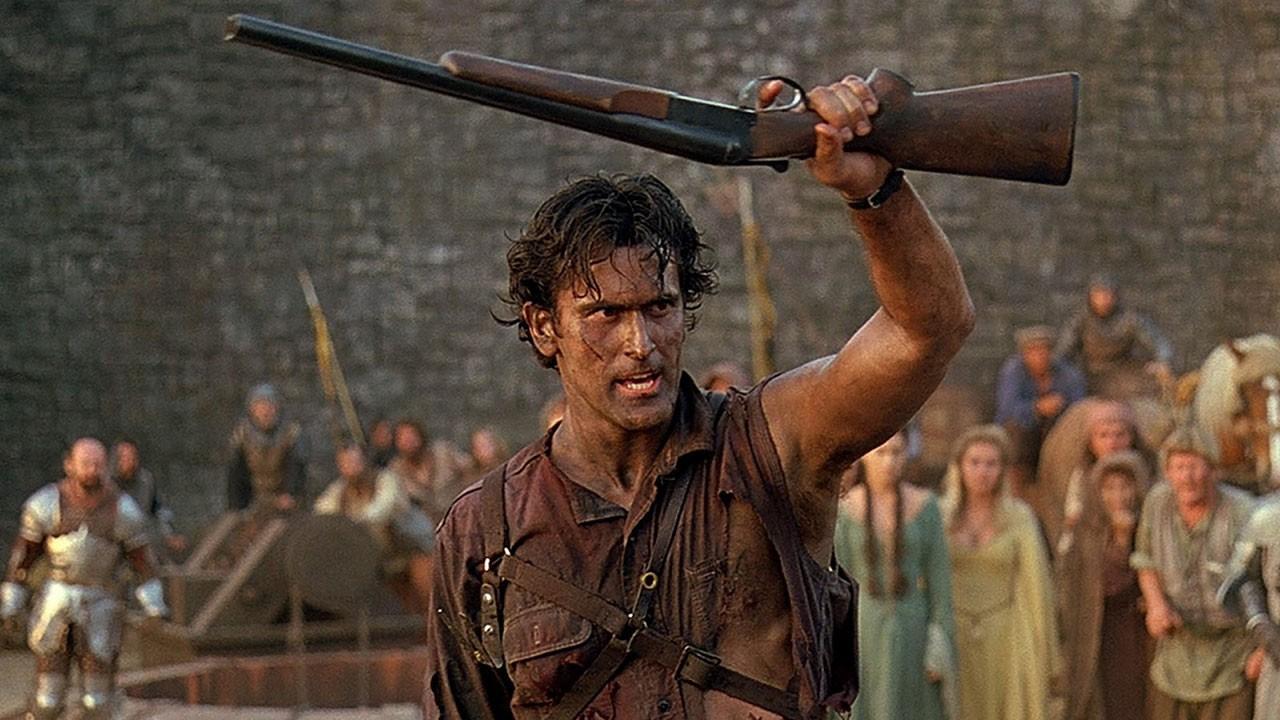 "Sam Raimi vai realizar ""Army of Darkness 2"""