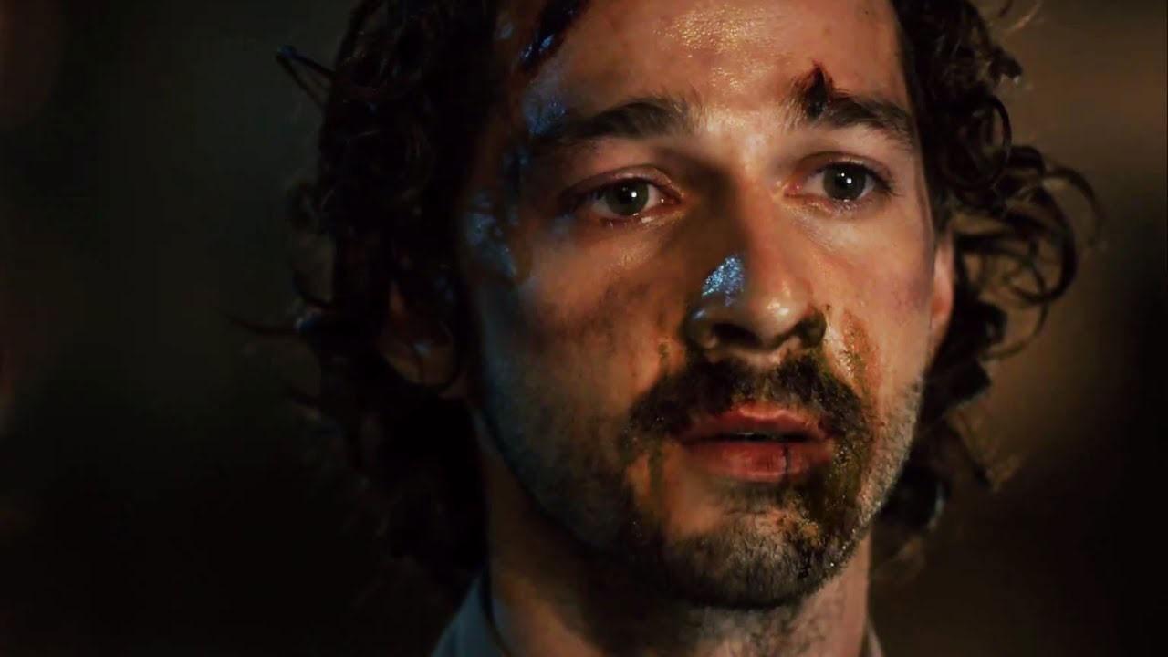 """Shia LaBeouf de olhar esbugalhado no trailer de """"Charlie Countryman"""""""