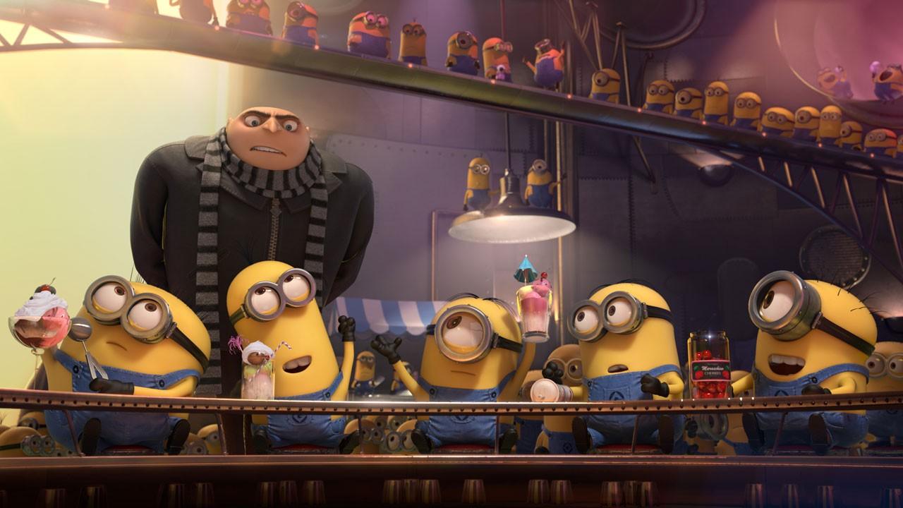 """Pharrell Williams nos Oscars para cantar canção nomeada de """"Gru o Maldisposto 2"""""""