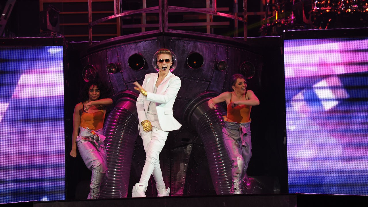 "Bilhetes para ""Justin Bieber's Believe"" à venda na próxima semana"