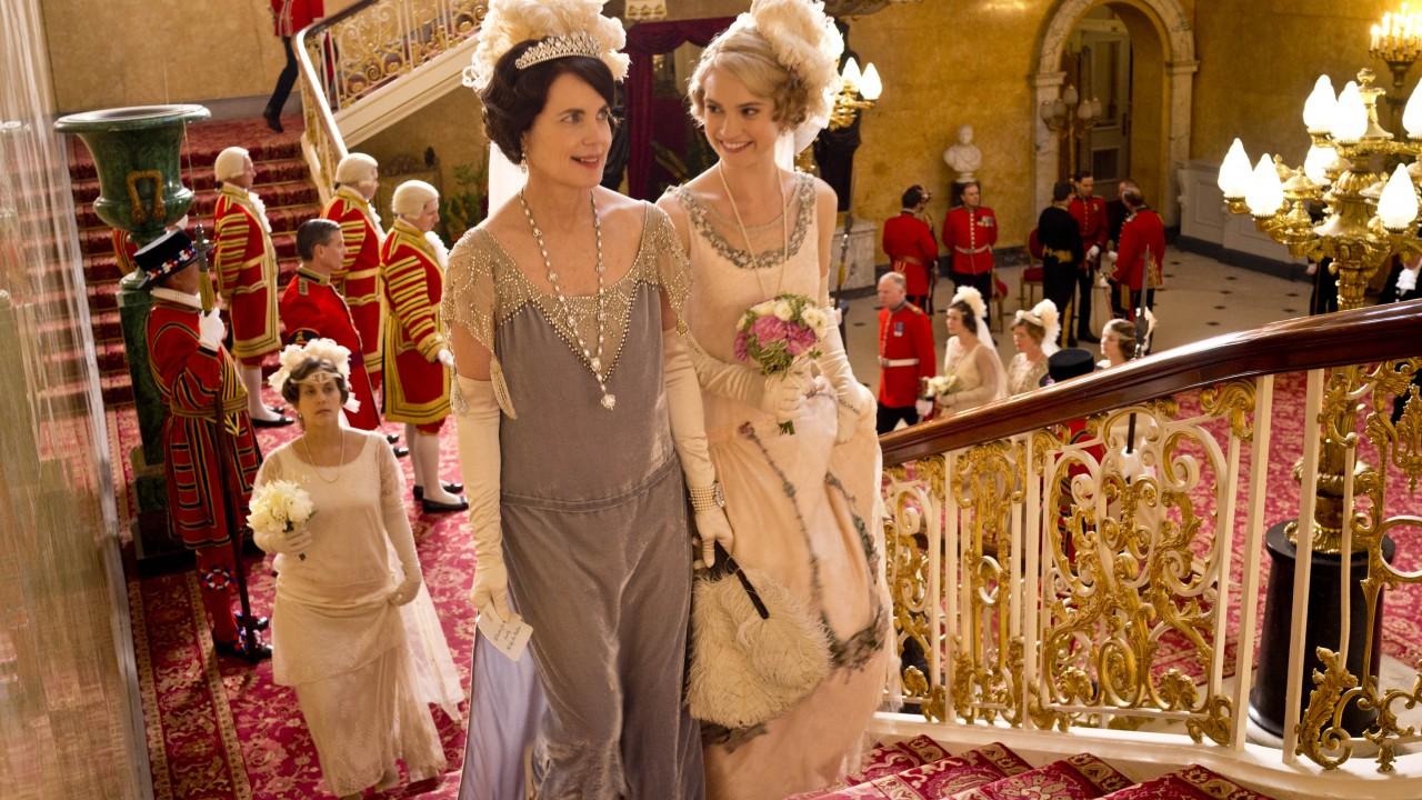 É Natal em Downton Abbey - veja o teaser do episódio especial