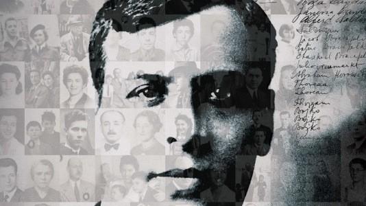 """Poster para """"Aristides de Sousa Mendes - O Cônsul de Bordéus"""""""