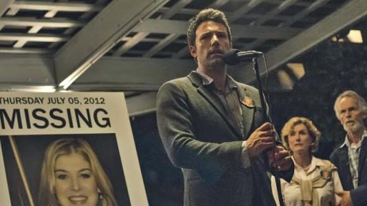 """""""Gone Girl"""": primeiro olhar sobre Ben Affleck no próximo de David Fincher"""