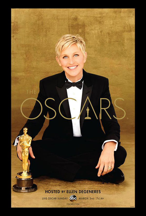 Poster Oscars 2014
