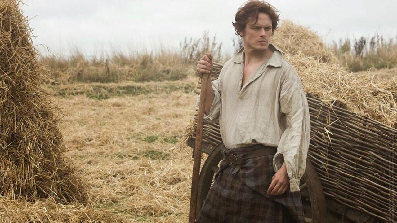 """Primeiro trailer para uma das grandes séries de 2014: """"Outlander"""""""