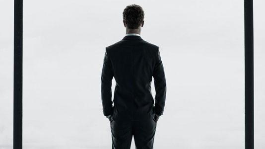 """Chegou o primeiro poster de """"50 Shades of Grey"""""""