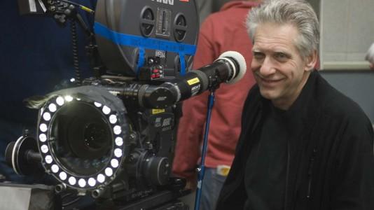 Ciclo David Cronenberg no Espaço Nimas