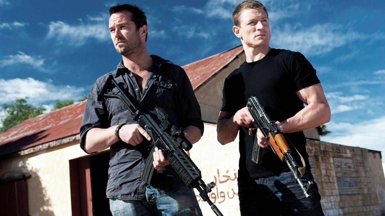 """""""Strike Back"""": terceira temporada no canal MOV a partir de fevereiro"""