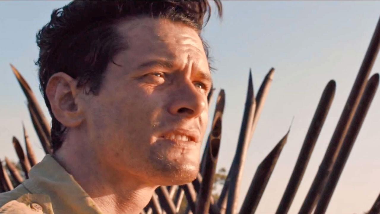 Unbroken: primeiras cenas do novo filme realizado por Angelina Jolie