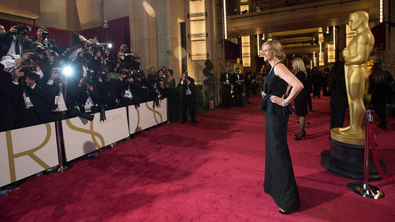 Oscars: a passadeira vermelha (fotos)