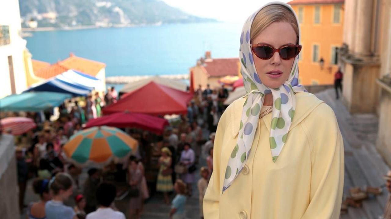 """Nicole Kidman e o charme de """"Grace of Monaco"""""""