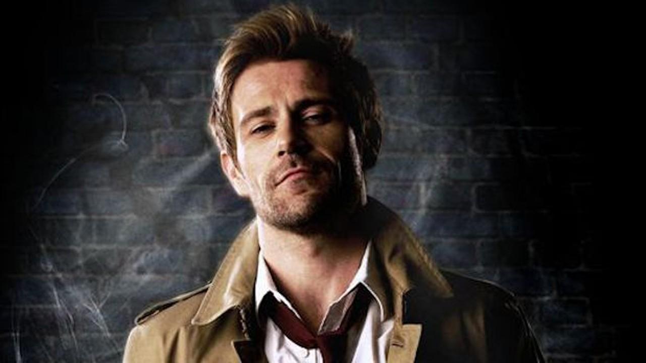 """Primeiro olhar sobre """"Constantine"""" a série de televisão"""