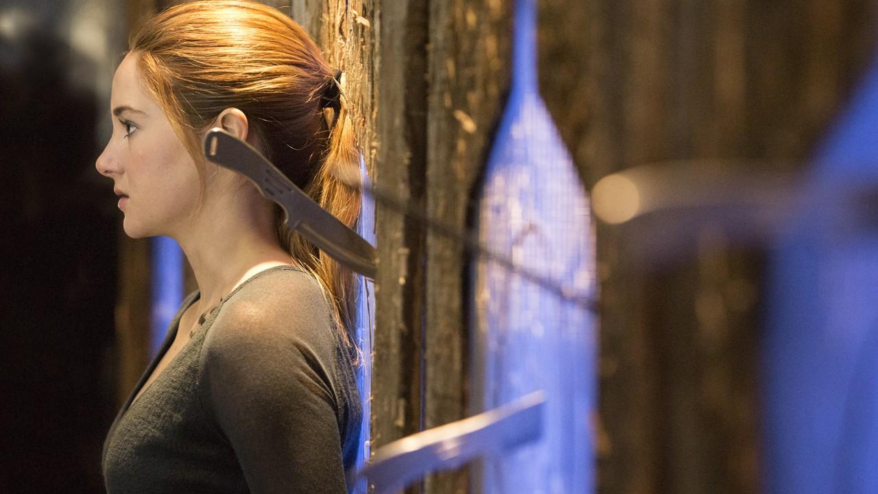 """""""Divergente"""" tem sequela garantida para 2015"""