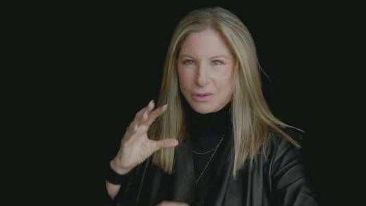 O regresso de Barbra Streisand ao cinema
