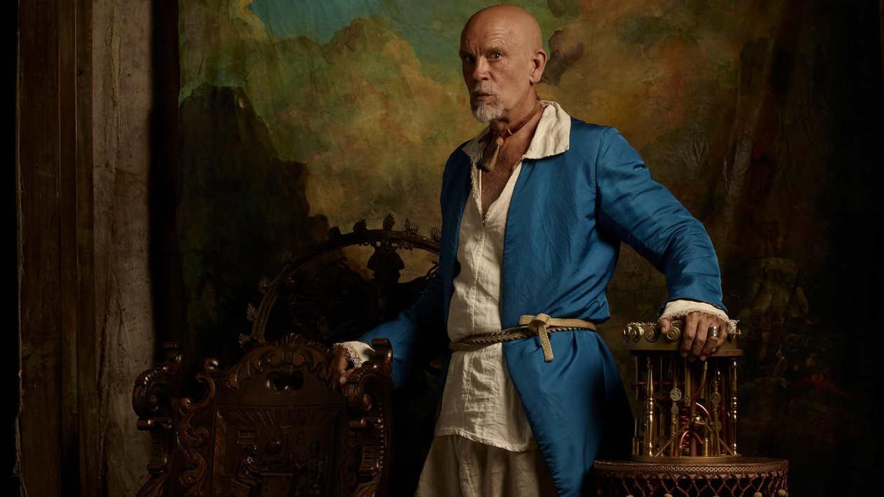 """""""Crossbones"""": primeiro trailer da nova série de piratas com John Malkovich"""