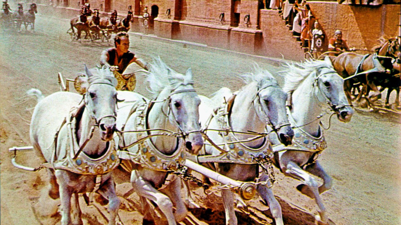"""Produtores de """"O Filho de Deus"""" à frente da nova versão de """"Ben-Hur"""""""